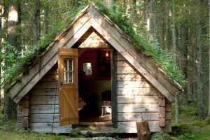 Nachhaltig Reisen mit GoodTravel - Urnatur Ödeshög in Schweden