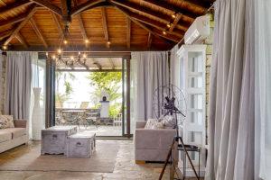 Nachhaltig Reisen mit Good Travel - Villa Merilen in Griechenland