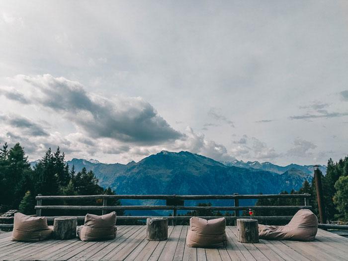 Gompm Alm Südtirol