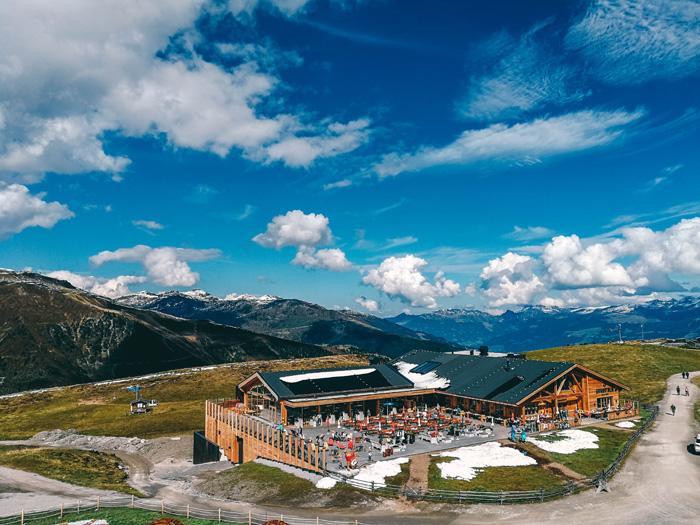 Granatalm in Tirol