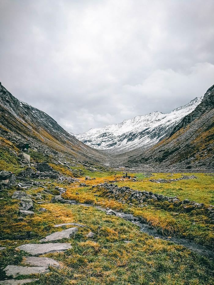 klein tibet natur
