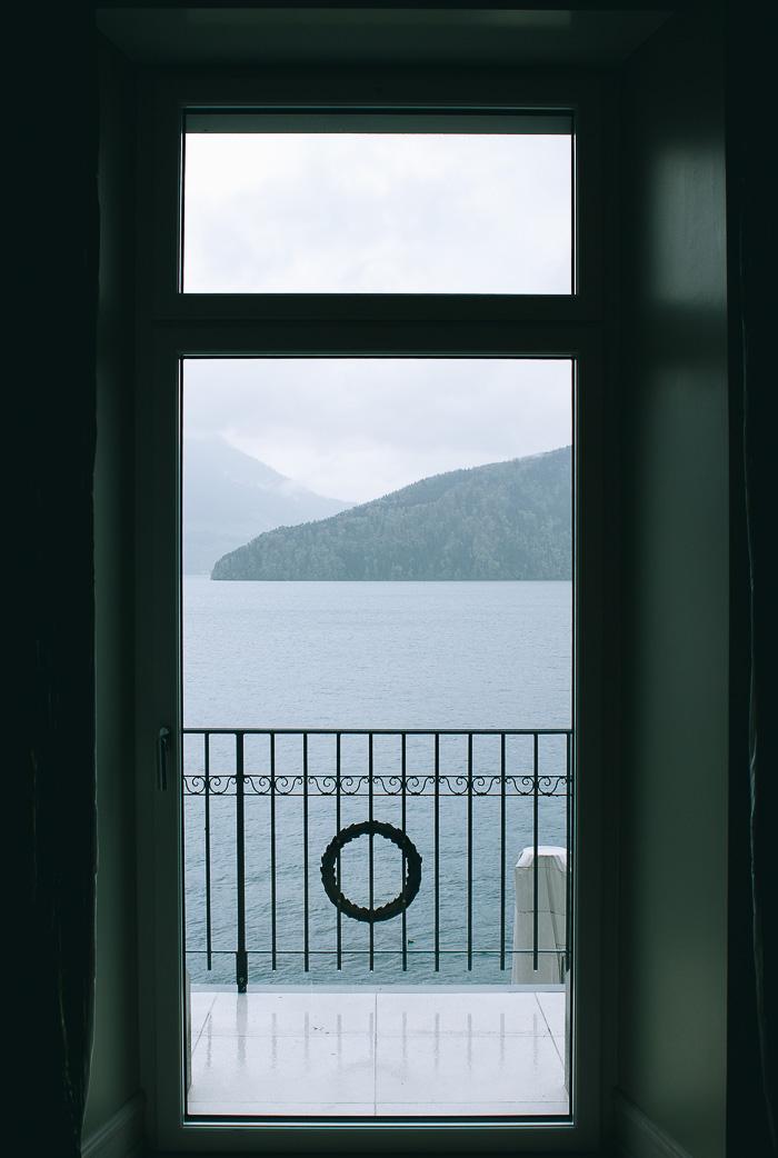 Aussicht aus dem Zimmer im Park Hotel Vitznau