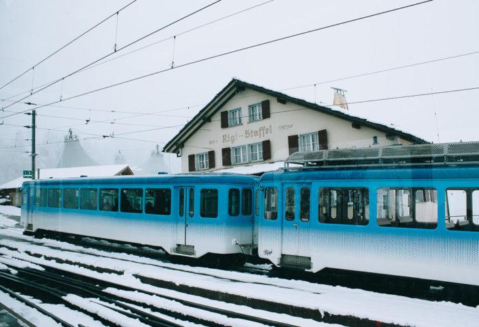 Riga Staffel Bahnen