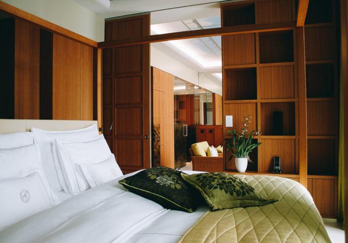 Die Zimmer im Park Hotel Vitznau