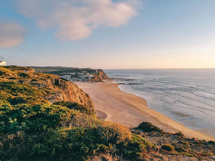 Monte Clerigo Strand