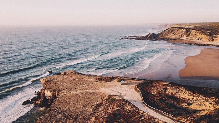 Aljezur in Portugal