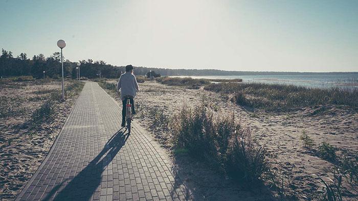 Radtour Radweg