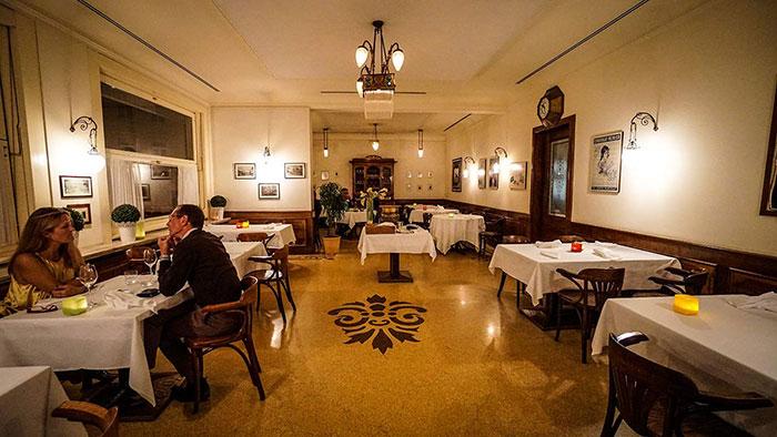 Restaurant Sissi innen