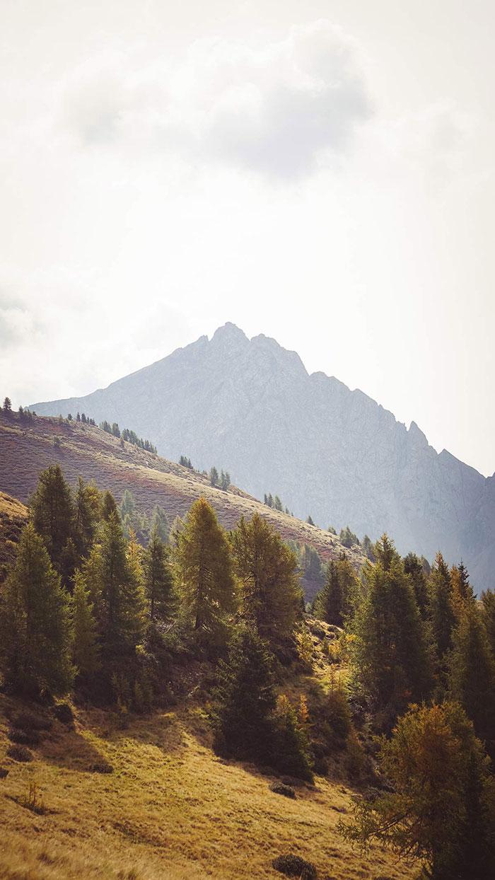 Wandern Berge