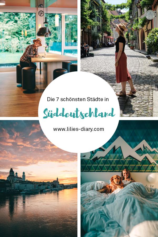 Staedtereisen Deutschland