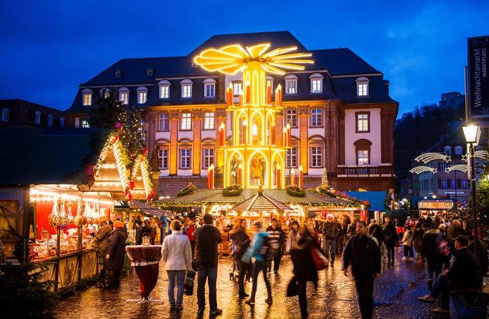 öffnungszeiten Weihnachtsmarkt Heidelberg.Welcher Ist Der Schönste Weihnachtsmarkt Der Welt