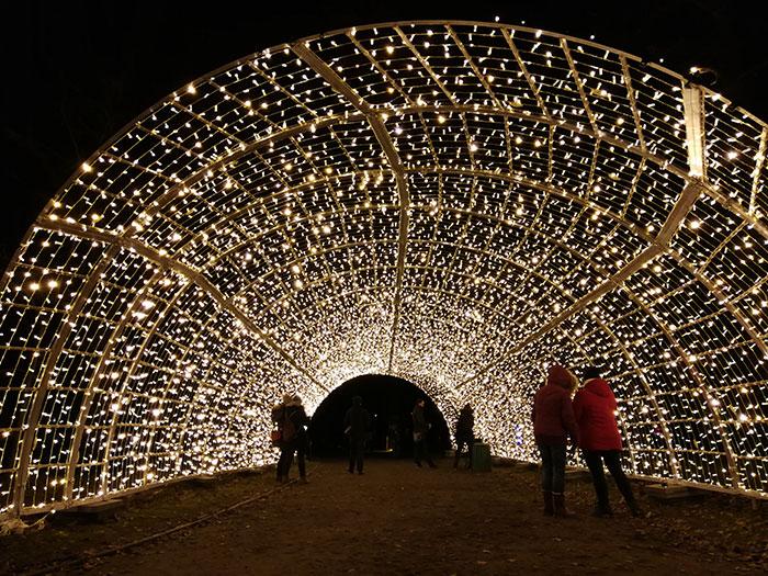 Berlin Christmas Garden