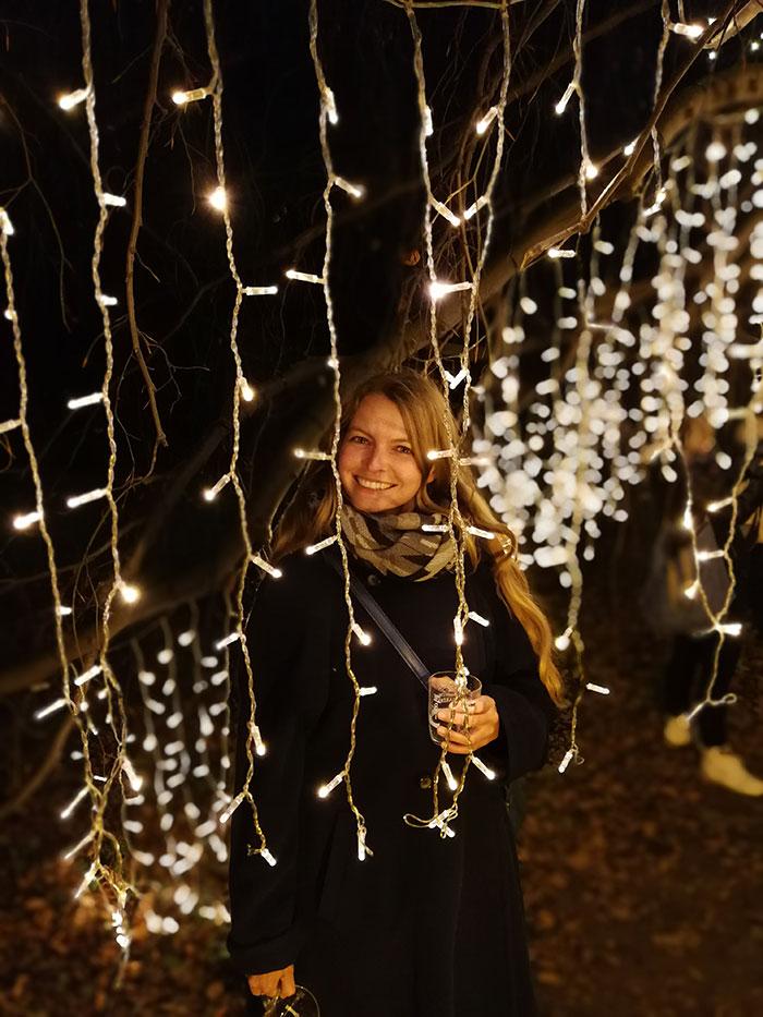 Christine Neder Weihnachtsmarkt