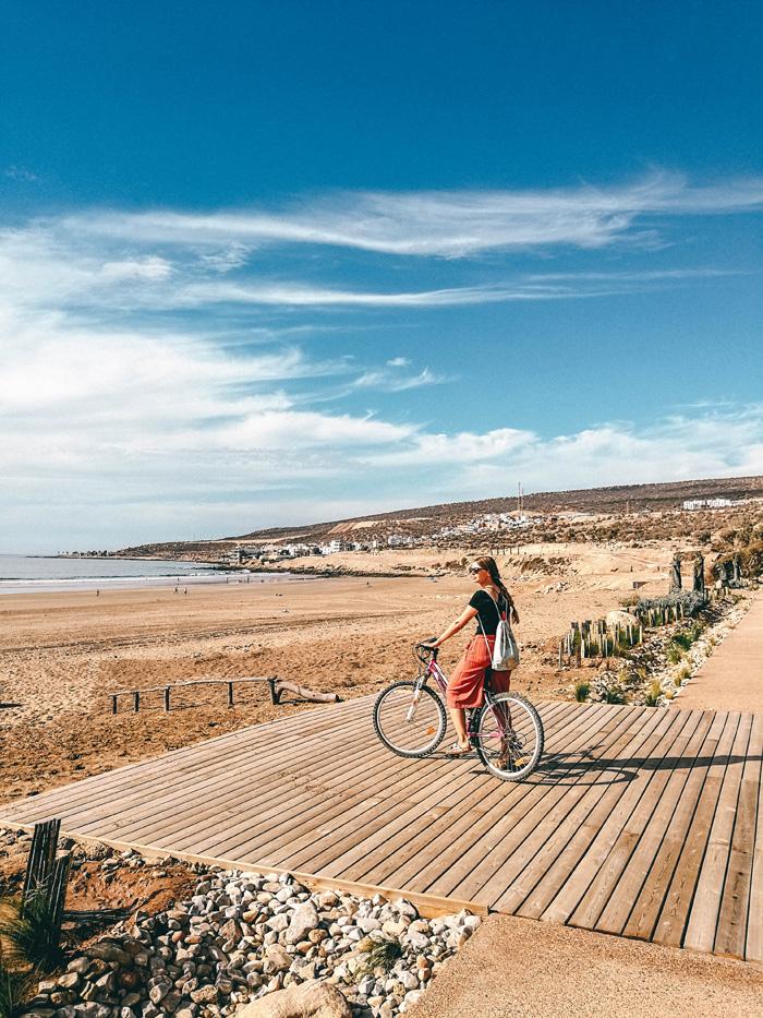 Fahrradfahren-in-Marokko