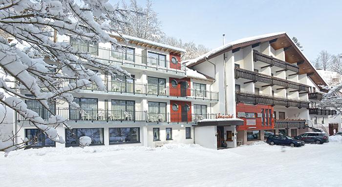 Flair Hotel Sonnenhof Winter