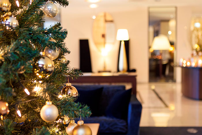 Hotel Vier Jahreszeiten Starnberg Weihnachten