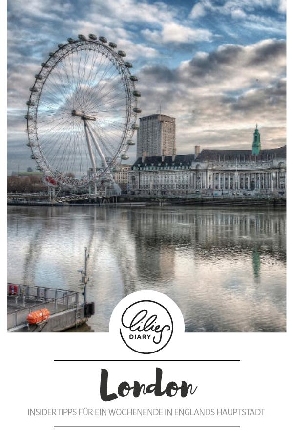 Insidertipps London