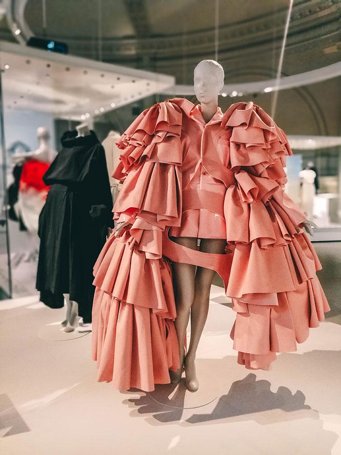 Kunstwerk Mode