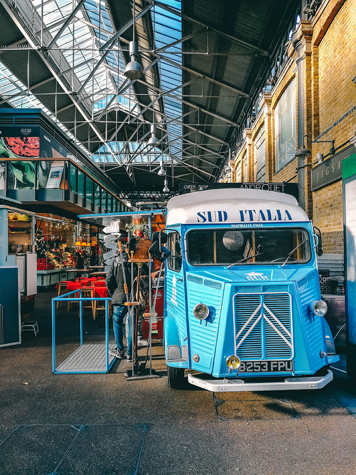 Old Spiterfields Market London