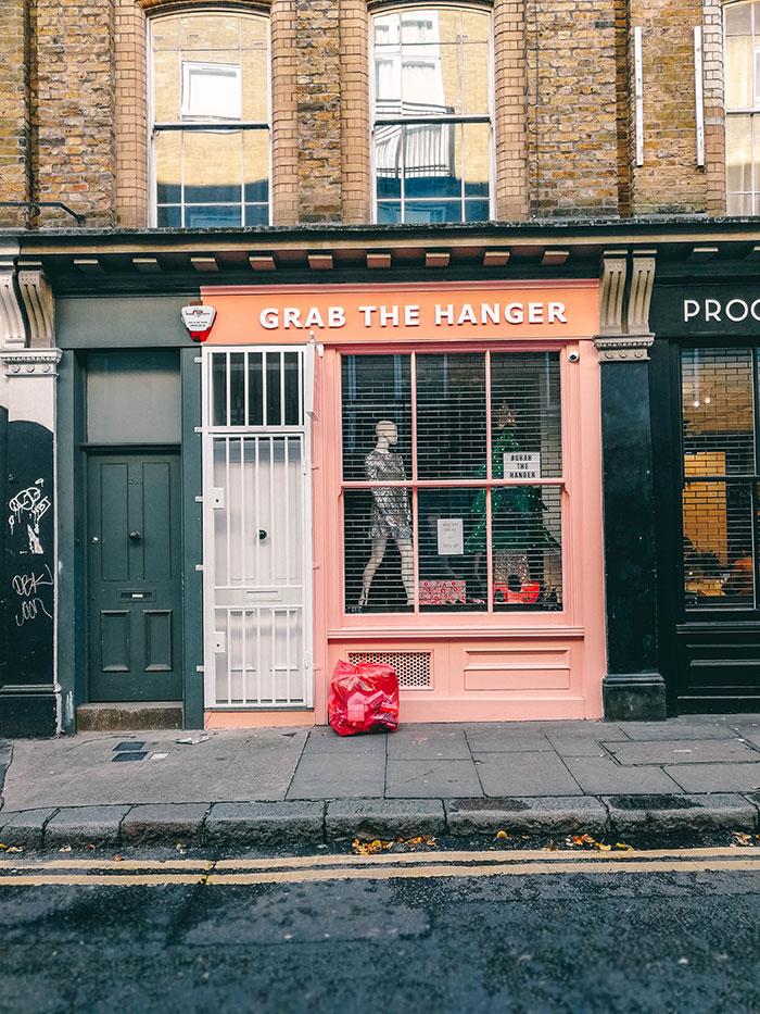 Second Hand London