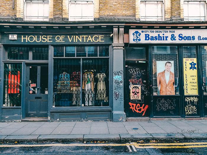 Vintage Brick Lane