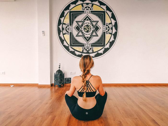 Yoga-in-Marokko