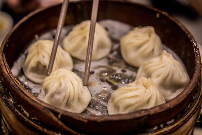 Dumplings Shanghai
