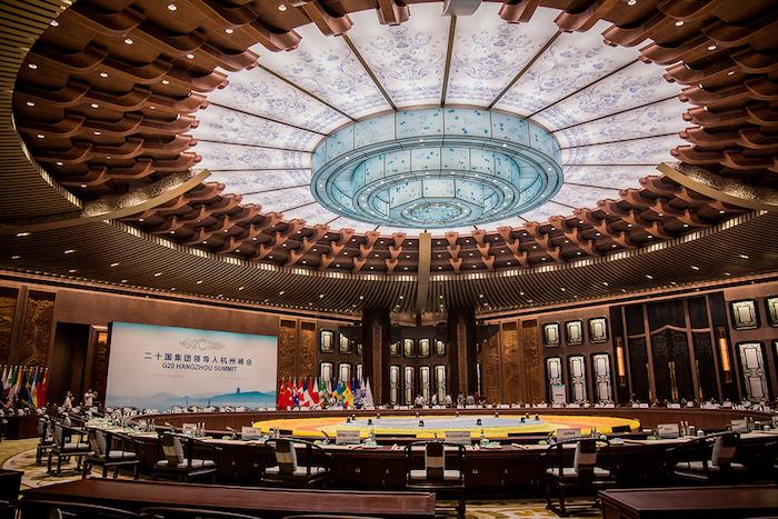 G20 Gipfel 2016 Hangzhou