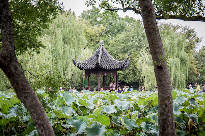Garten des Bescheidenen Beamten Suzhou