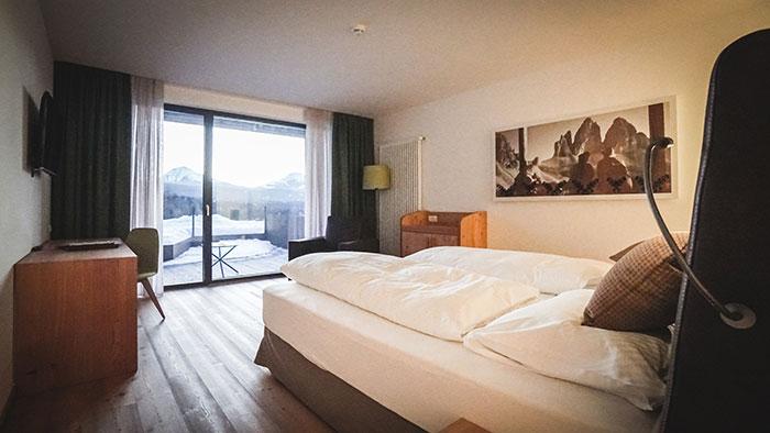 Hotel Cristal Zimmer