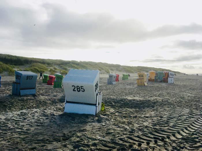 Nordseeinsel Langeoog