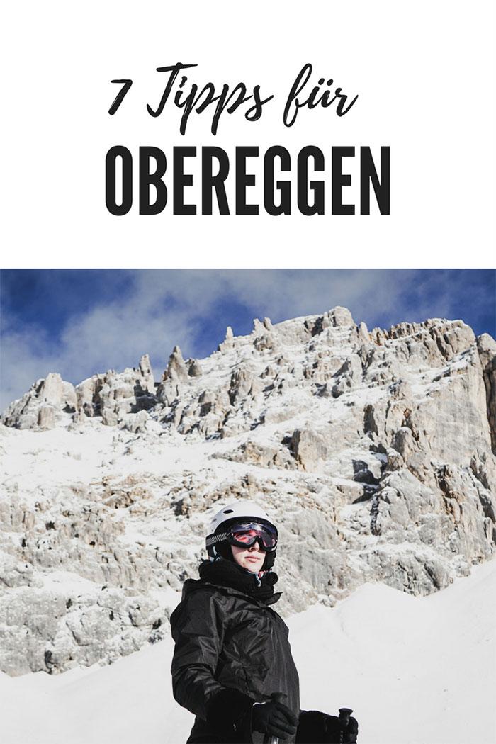 Obereggen-Tipps