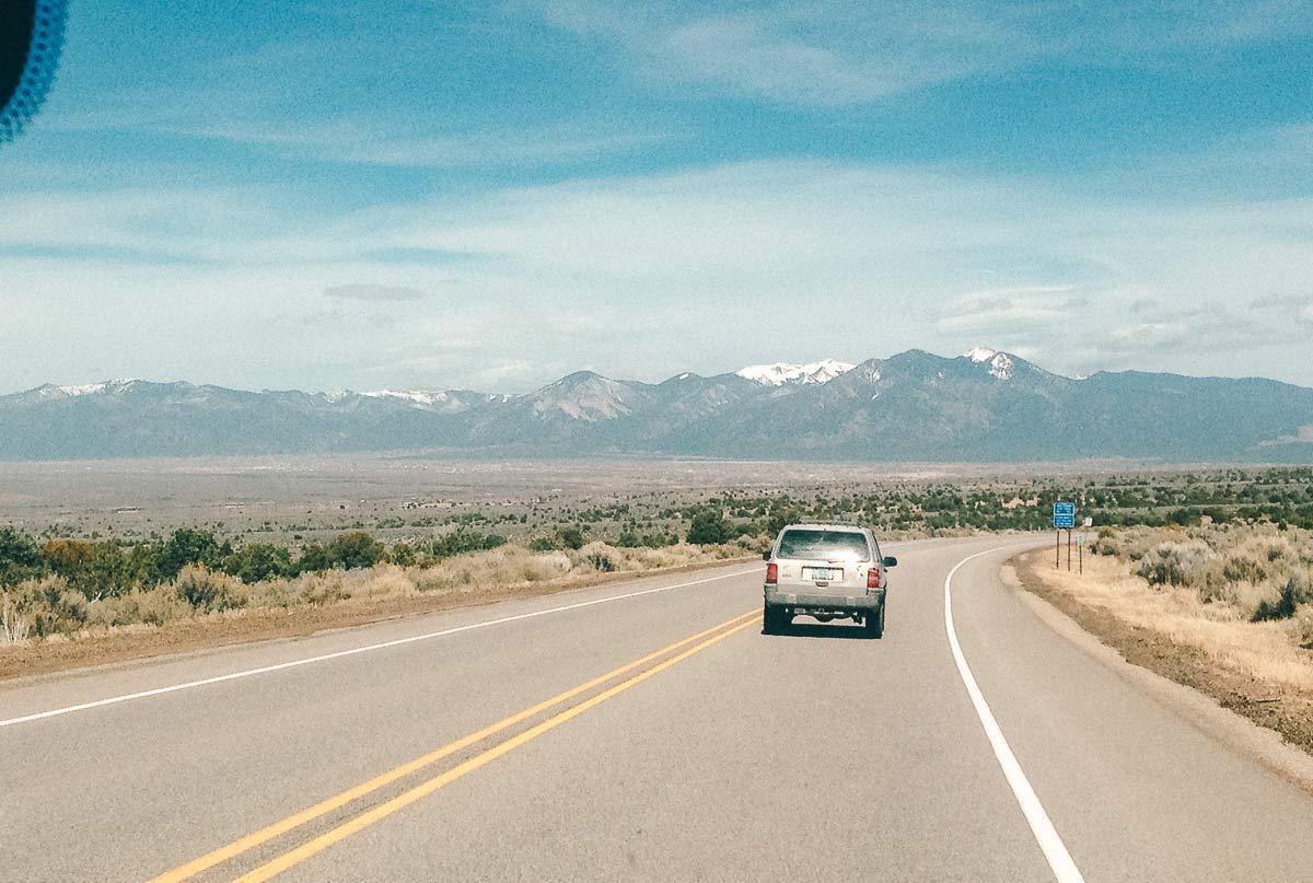 roadtrip amerika southwest coast