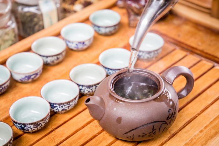 Teezeremonie China