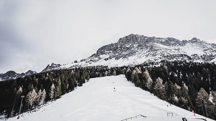 Tour Skigebiete Piste