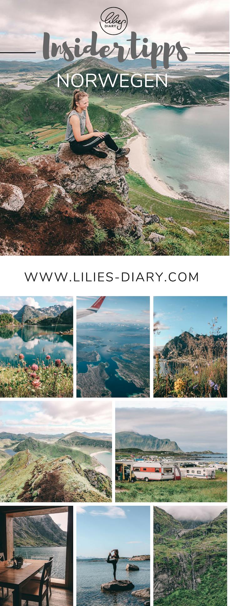 Wandern in Norwegen Reisetipps