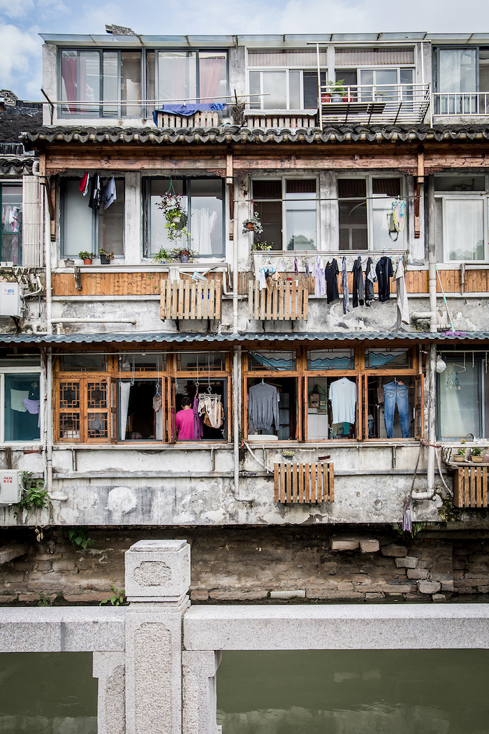 Wohnhaus in Suzhou China