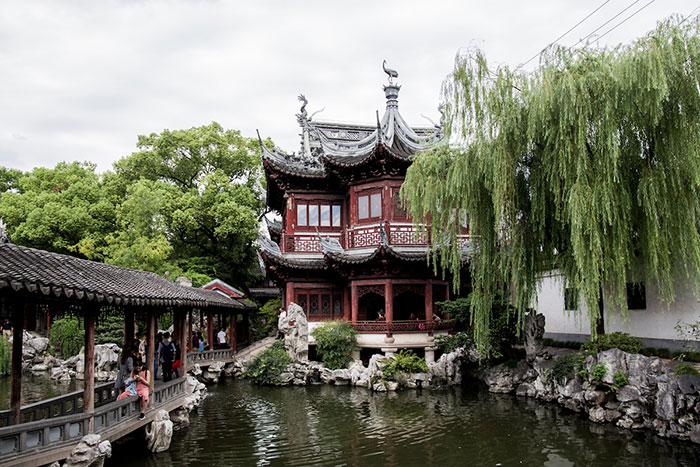 Yu-Yuan Garten Shanghai
