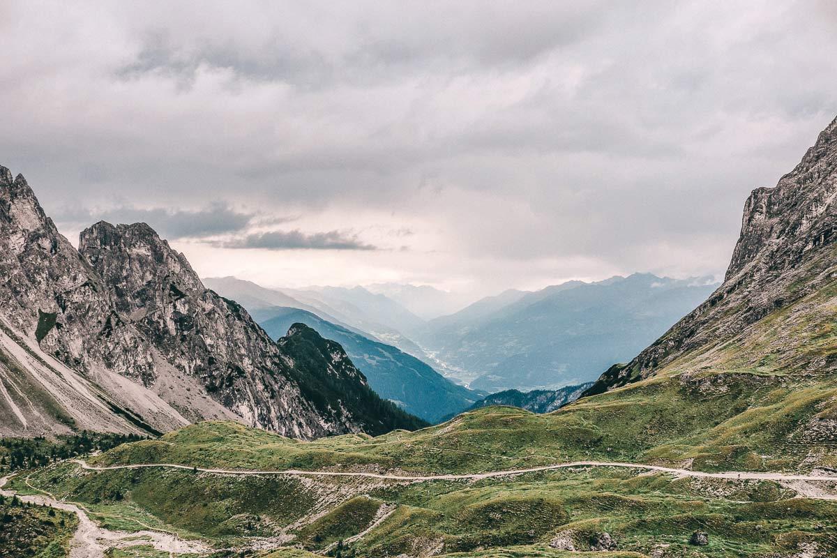 Ausflug Lienzer Dolomiten