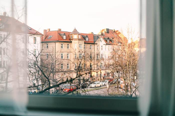 Aussicht arcona Living Hotel München