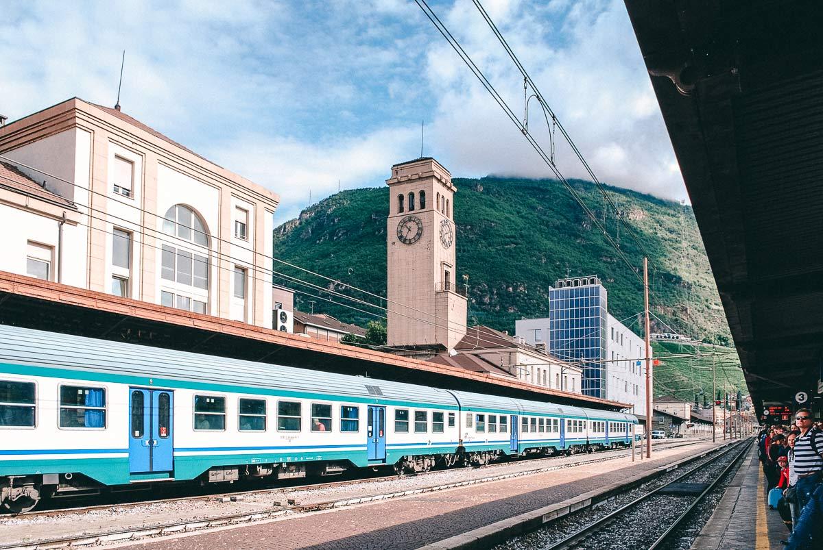 Bahnhof Südtirol