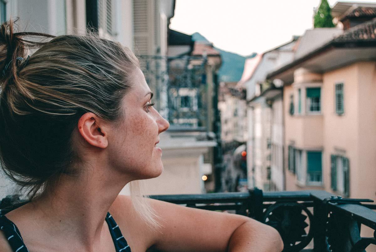 Balkon Bozen