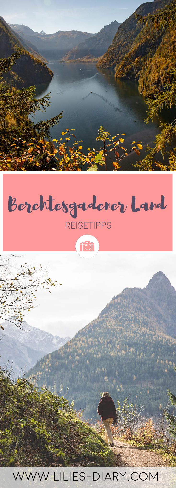 Berchtesgadener Land Tipps