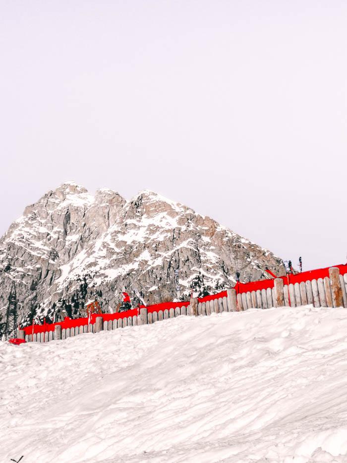 berge im winter