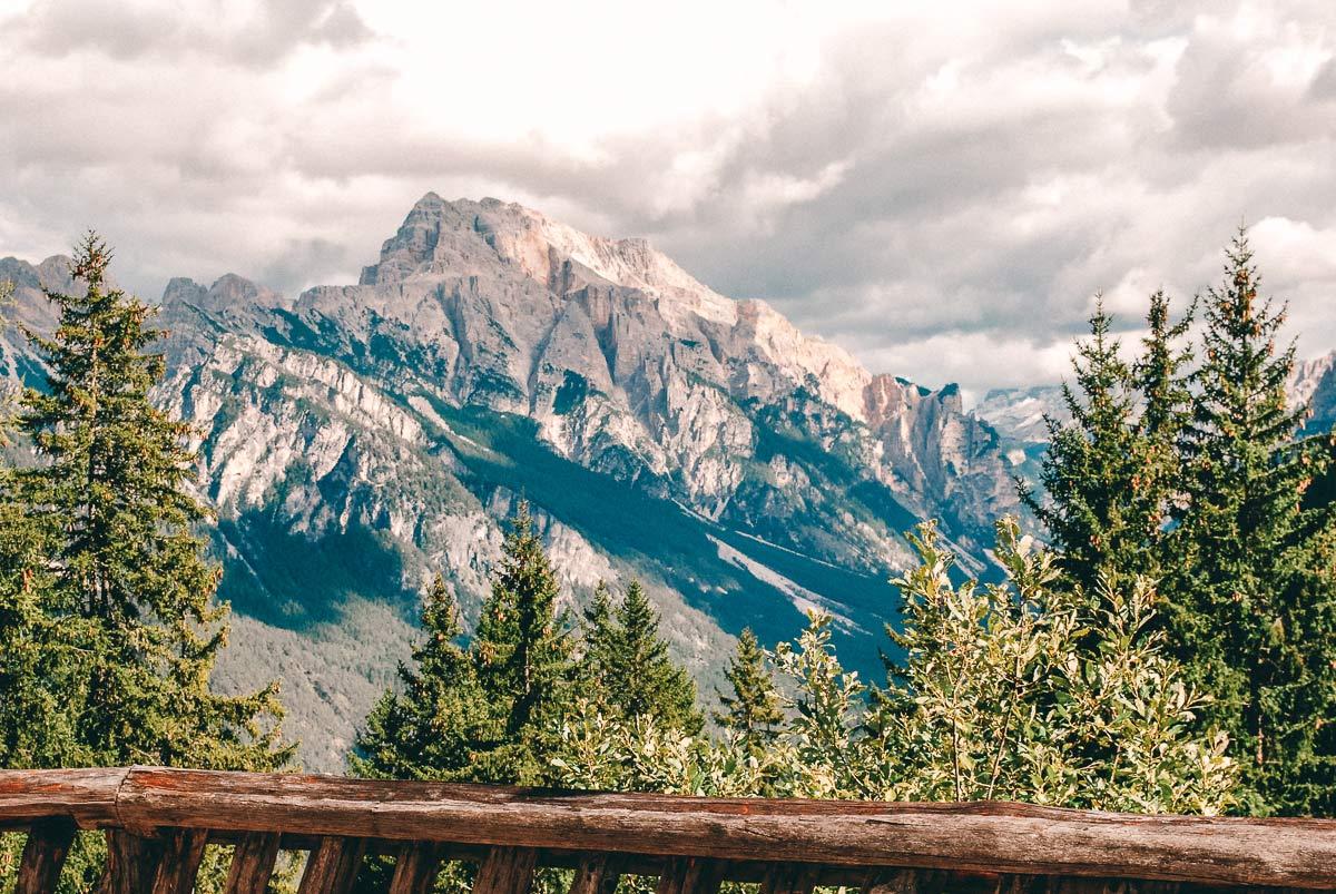 Berge St Vigli