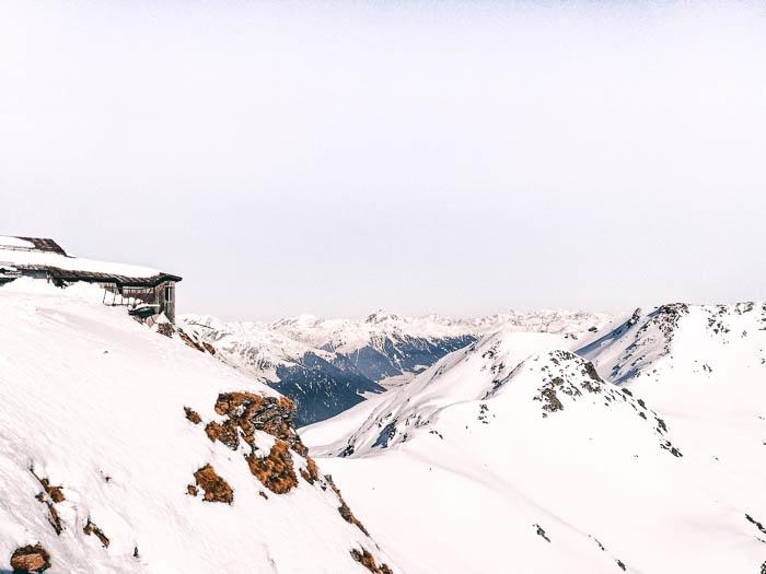 Berglandschaft Meran 2000