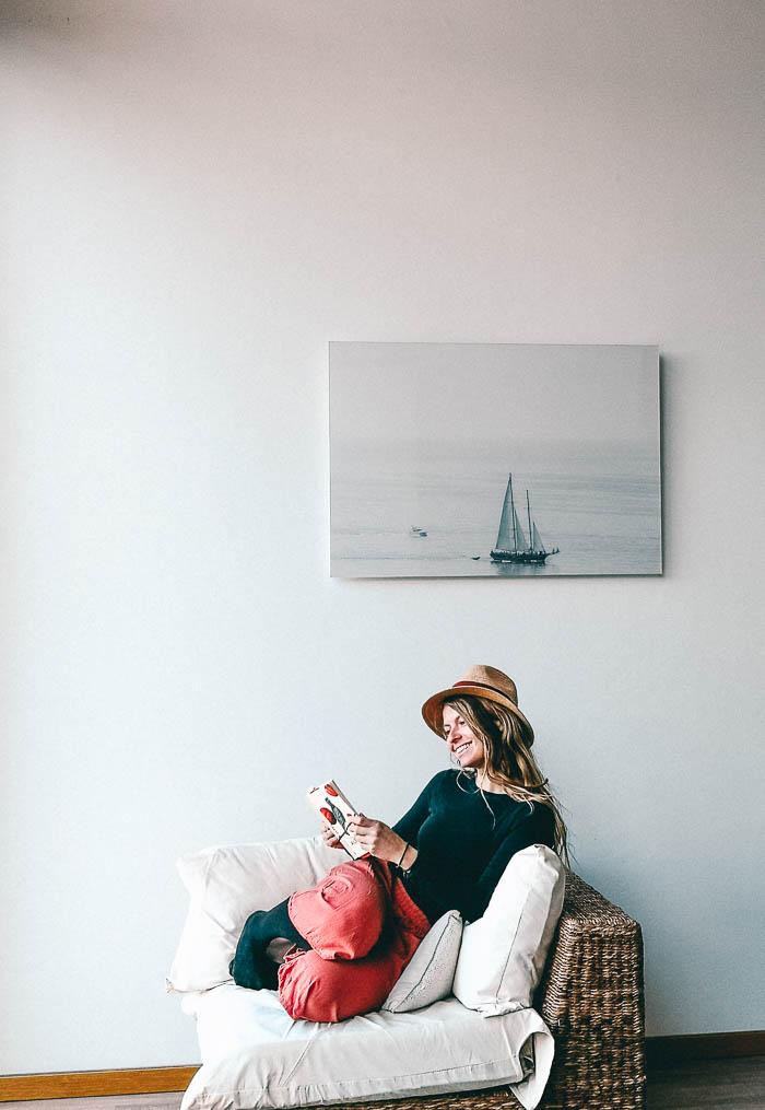 Christine Neder airbnb Wohnung