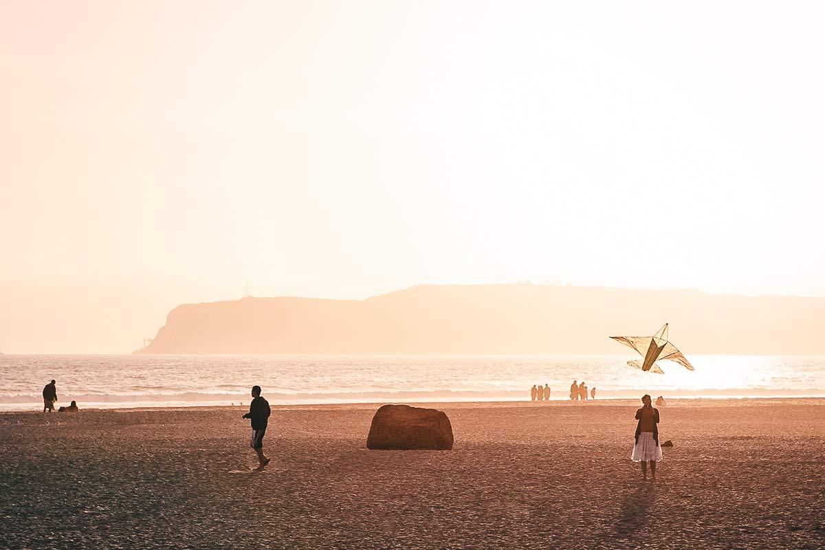 Coronado Beach Kalifornien