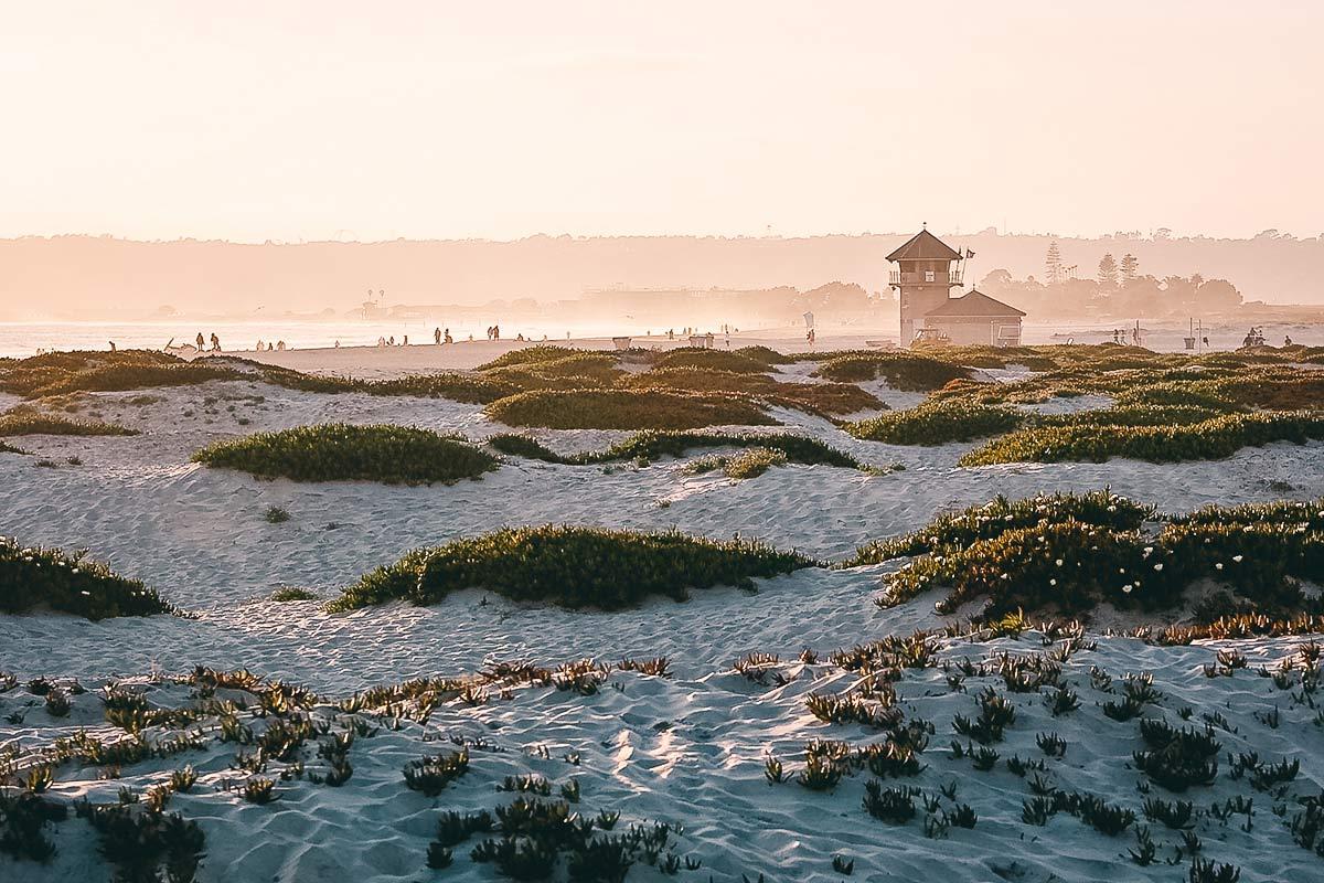 Coronado Strand