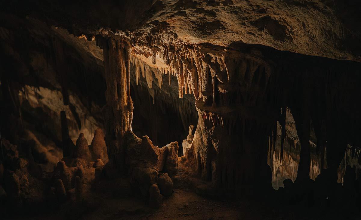 cuevas del drach formen